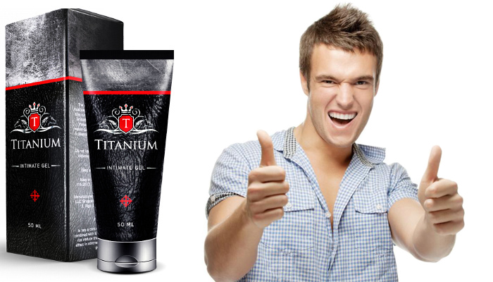 Titanium: Das Produkt Nr. 1 zur Penisvergrößerung