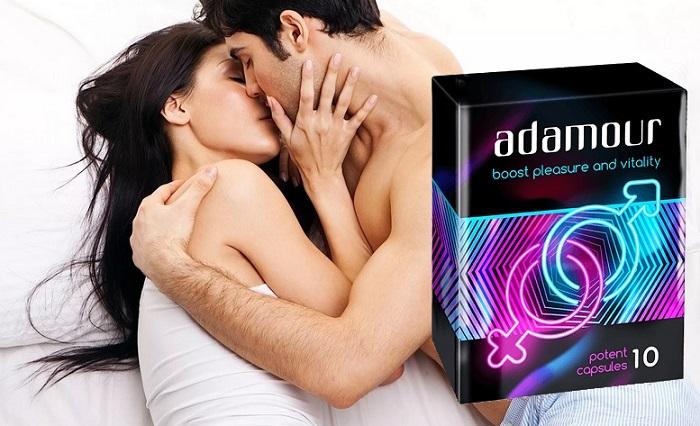 Adamour für die Potenz: wecke das Tier in dir im Bett!