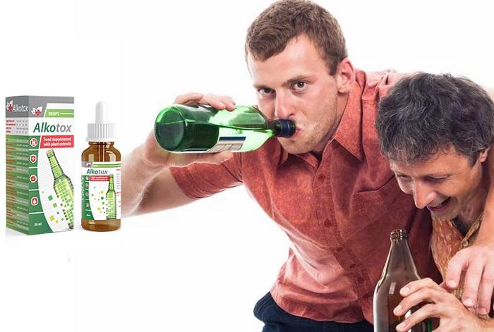 Alkotox vom Alkoholismus: vergiss die sucht für immer!