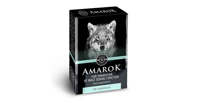 AMAROK für die Potenz: BEFREIE DEIN WILDES TIER!