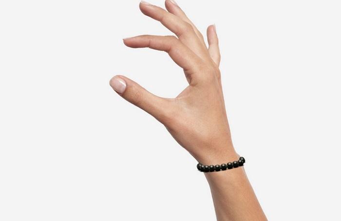 Bracelet Bianchi Armband: ein einzigartiges Accessoire kosmischen Ursprungs!