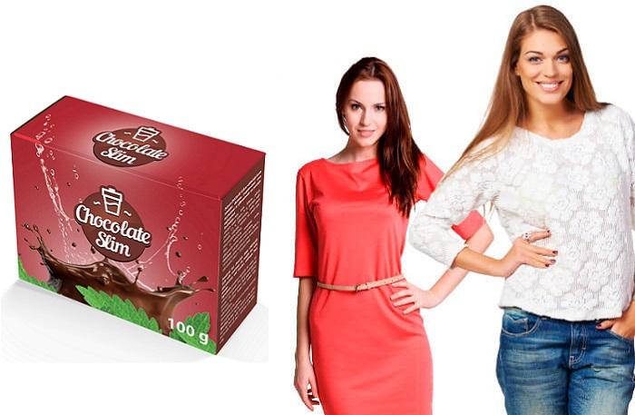 Chocolate Slim abnehmen: mächtigen Komplex natürlicher Komponenten!