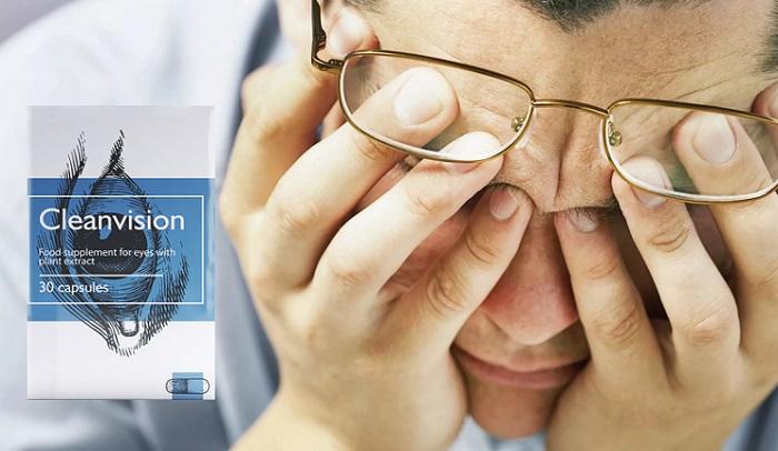 CleanVision für die Sehkraft: bringt Ihnen die Augengesundheit für 1 Kurs zurück!