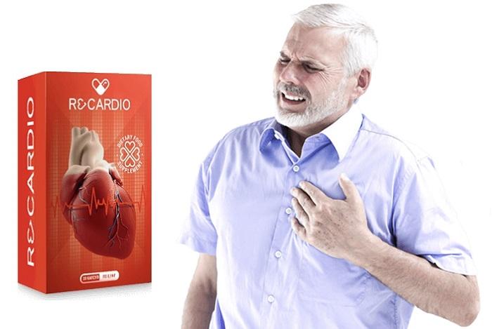 ReCardio von Bluthochdruck: schützen Sie Herz und Blutgefäße für viele Jahre!