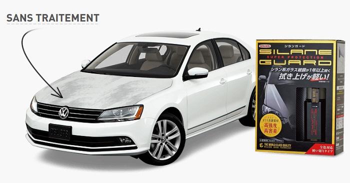 SILANE GUARD Reiniger: Glanz der Karosserie des Autos für eine lange Zeit – bis zu einem Jahr!