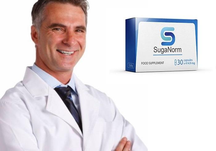 SUGANORM von Diabetes: senkt effektiv den Blutzucker!