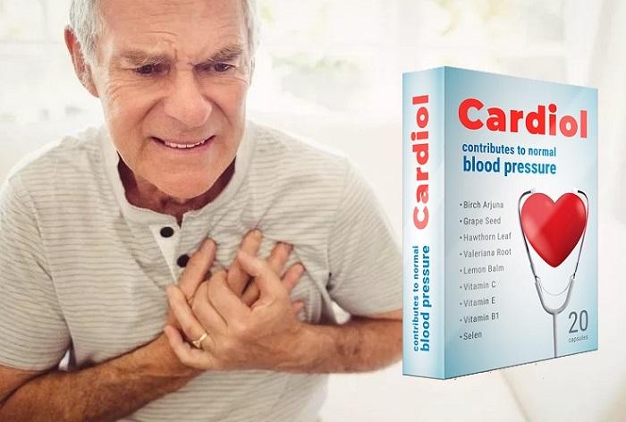 Cardiol von Bluthochdruck: besiegt die Hypertonie und alle ihre Symptome!