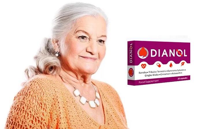 DIANOL von Diabetes: stabilisiert den Zuckerspiegel und normalisiert die Insulinproduktion!