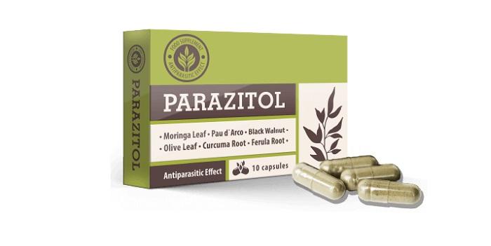 PARAZITOL von Parasiten: schnelle und sichere Reinigung in einem Kurs!