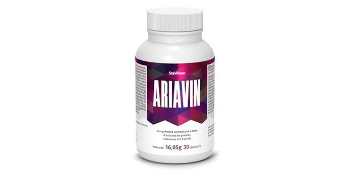 Ariavin für Gelenke: In 28 Tagen werden Sie vergessen, dass Sie jemals Gelenk - oder Wirbelsäulenschmerzen hatten