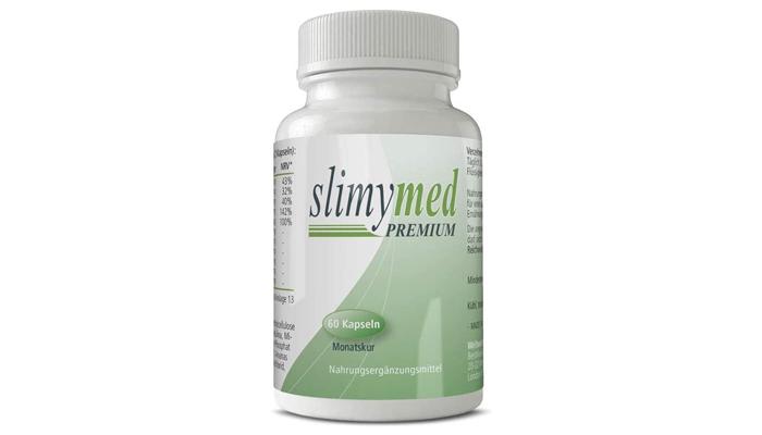 SLIMYMED abnehmen: die einfachste Methode um Fett auf natürliche, sichere und wirksame Weise zu verbrennen!