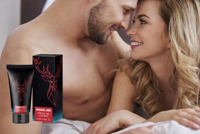 MARAL GEL um den Penis zu erhöhen: bis zu 120 Minuten lange Erektionen!