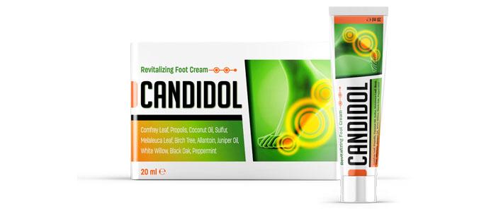Candidol gegen Pilz: ist die einfache Methode sich befreien gegen Pilz für immer!