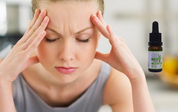 CBD MED gegen Schmerzen und Stress: schnelle Hilfe ohne Schaden für die Gesundheit!