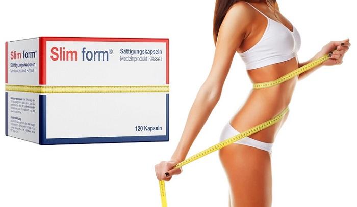Slim form abnehmen: schnelle Ergebnisse ohne Diät und Training!