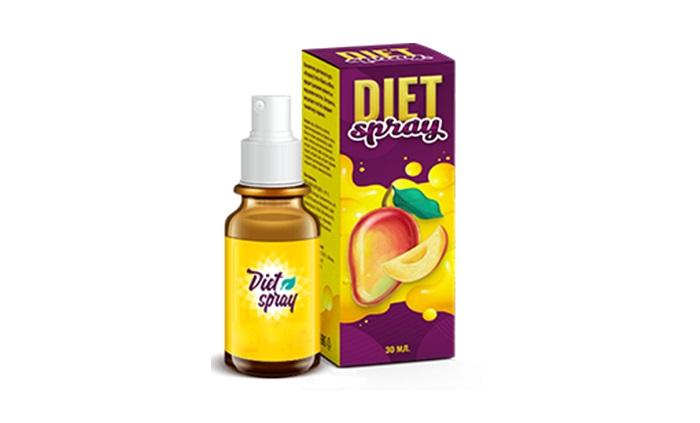 Diet Spray abnehmen: SIE WERDEN WIEDER SCHLANK!