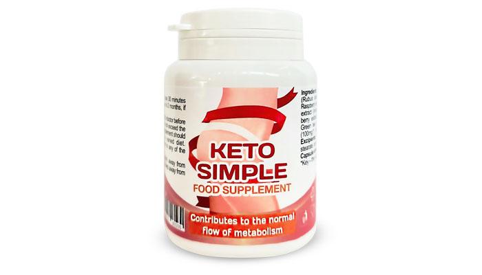 KETO SIMPLE zum Abnehmen: Befreien Sie sich von Fett mühelos
