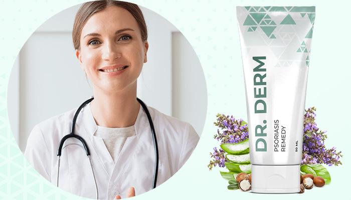 Dr.Derm gegen Psoriasis: Gesunde und problemlose Haut