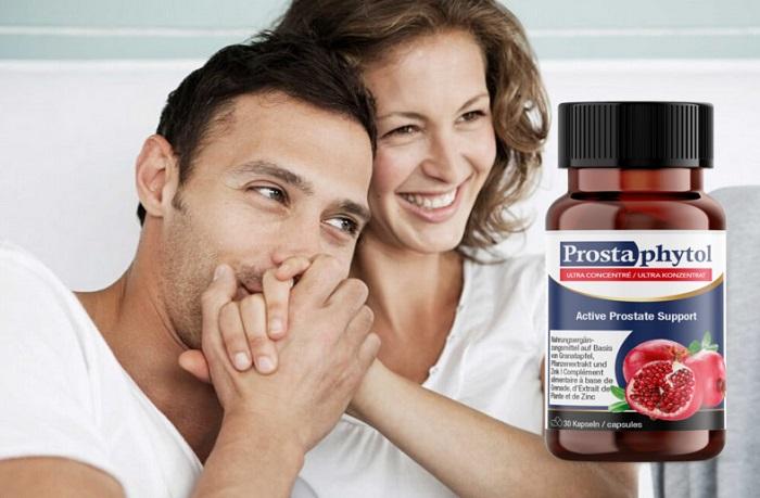 Prostaphytol von Prostatitis: kümmert sich um Ihre männliche Gesundheit!
