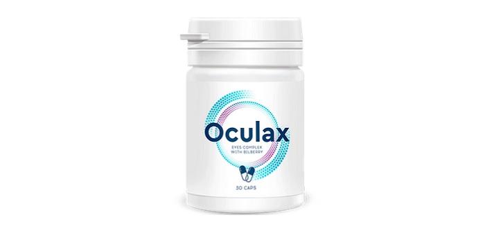 Oculax zur Wiederherstellung der Sehkraft: stoppt den Sehverlust und entfernt Schwellungen dank der einzigartigen Formel Lutein - UF87!