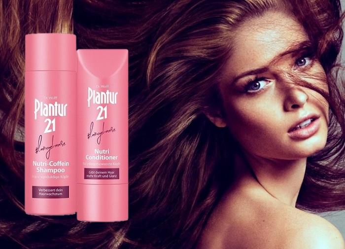 Plantur21 von Haarausfall: dickes und gesundes Haar in einem Kurs!
