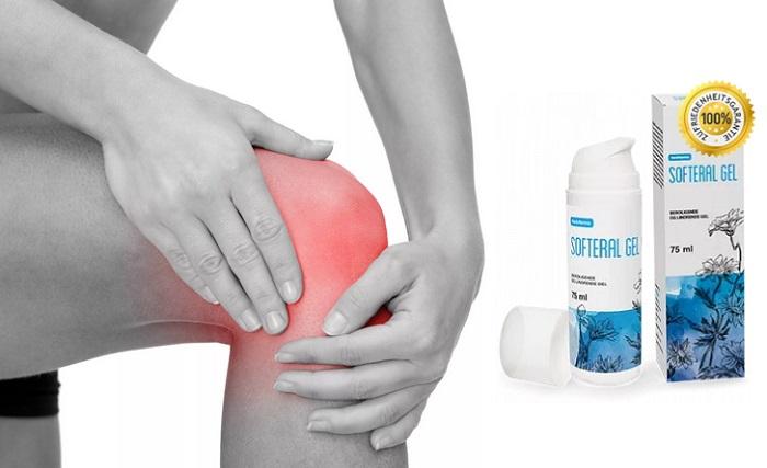 Softeral für Gelenke: das Ende einer Ära der Gelenk- und Rückenschmerzen!