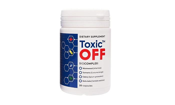 Тoxic OFF gegen Parasiten: regeneriert beschädigte Organzellen!