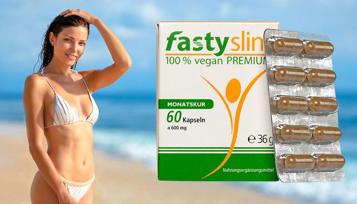 FASTYSLIM zur Gewichtsreduktion: zwingt Ihren Körper, Fett anstelle von Kohlehydraten für Energie zu verbrennen