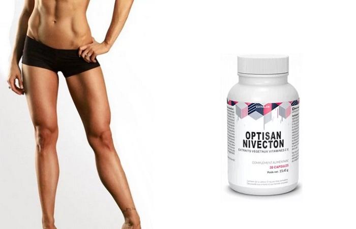 Optisan Nivecton von Krampfadern: in 28 Tagen werden Sie Blutgerinnsel los und stellen die normale Durchblutung wieder her!