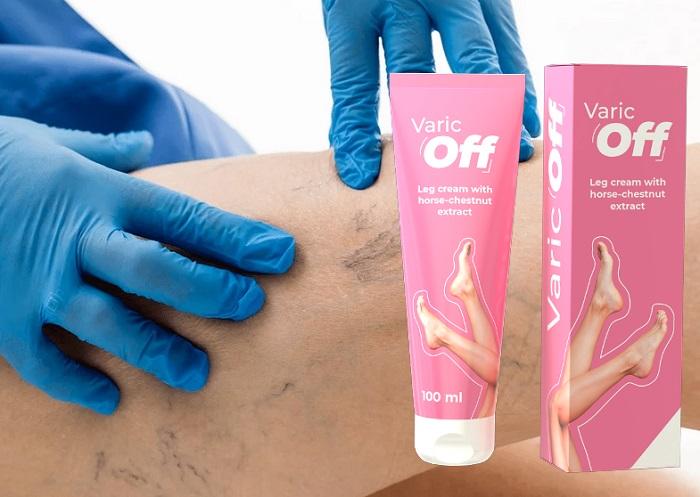 VaricOff von Krampfadern: gehen Sie auf leichten und ausgeruhten Beinen durchs Leben!