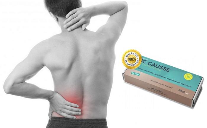 MC Gausse pour les articulations: dans 28 jours, vous oublierez que vos genoux vous ont un jour fait mal!