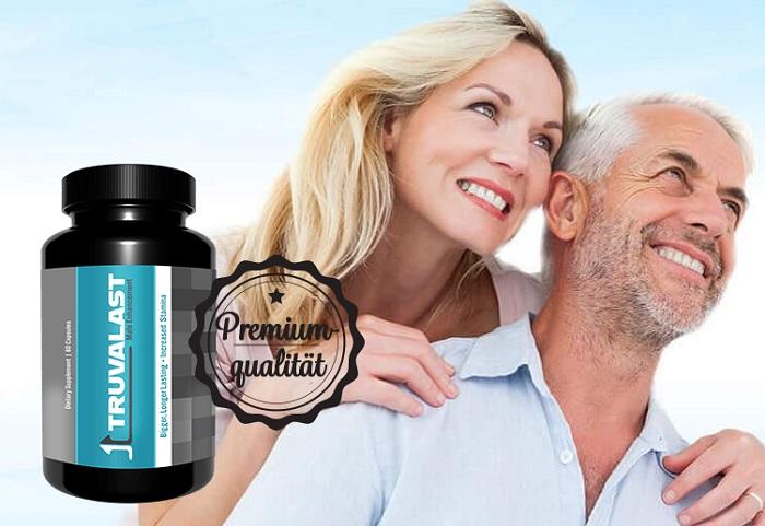 Truvalast für Potenz: Wird Ihre sexuelle Gesundheit verbessern!