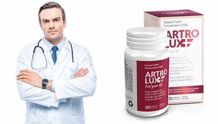 ARTROLUX+ für Gelenke: Stärkt Gelenke, Knochen und Muskeln
