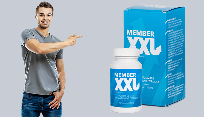 Member XXL zur Penisvergrößerung: Natürliche Vergrößerung der Männlichkeit