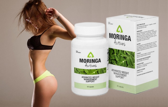 Moringa Actives abnehmen: das ideale Ergänzungsmittel für alle, die abnehmen wollen!