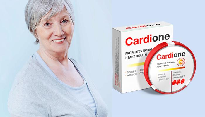 Cardione gegen Bluthochdruck: besiegt die Hypertonie und alle ihre Symptome