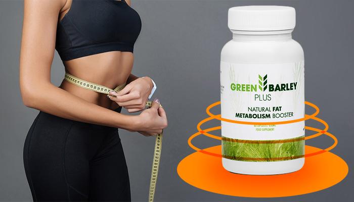 Green Barley Plus zum Abnehmen: Unterstützt die Fettverbrennung