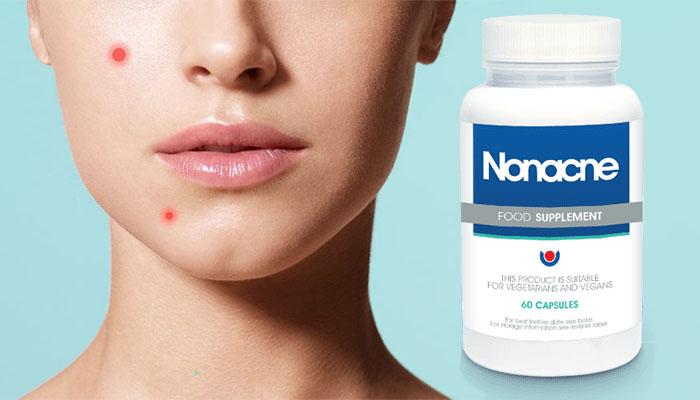 Nonacne gegen Akne: unterstützt das wirksame Verhindern jeder Art von Akne